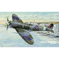 Avion Spitfire Mk.Vb 1/32 Hobby Boss 83205 - Maketis