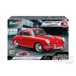 Porsche 356 B Coupé 1/16 Revell 07679 - Maketis