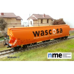 Wagon céréalier Tagnpps 130m3 WASCOSA orange Ep VI HO NME 508615