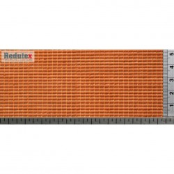 Tuiles faîtières orange HO Redutex 087RT112