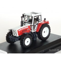 Tracteur Steyr 8110 Turbo avec contre-poids avant HO MO-Miniatur 20846 - Maketis