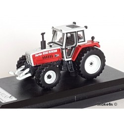Tractor Steyr 8130 with front PTO HO MO-Miniatur 20845