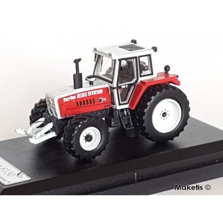 Tracteur Steyr 8130 avec prise de force avant HO MO-Miniatur 20845