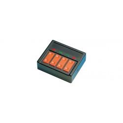 Commutateur à bouton-poussoir - Roco 10520