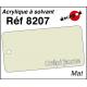 Decapod Acryl-Lösemittel-Farbe - Umwelt Decapod 8200 - Maketis