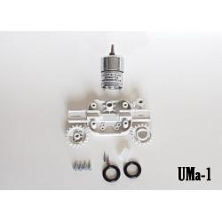 Module d'entrainement (lent) pour système Magnorail UMa-1