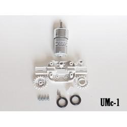 Motorset, schnell für Magnorail System UMc-1