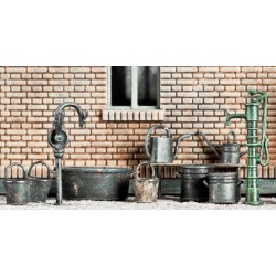 Set de jardinage HO Weinert 3284 - Maketis