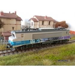 Locomotive électrique BB 522307 En Voyage SNCF ep VI Analogique HO Roco 73879 - Maketis