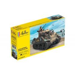 "Char M4A2 Sherman ""Division Leclerc"" 1/72 Heller 79894 - Maketis"