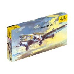 """Avion BLOCH 210 """"Heller Museum 1/72 Heller 80397 - Maketis"""