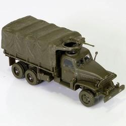 Camion GMC 2,5T 1/72 Forces of Valor 873006A - Maketis