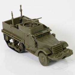 Half track M3A1 1/72 Forces of Valor 873007A - Maketis