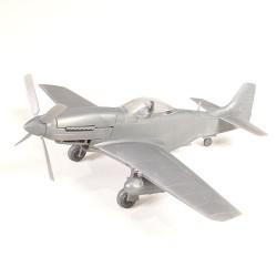 Avion P-51 D Mustang 1/72 Forces of Valor 873010A - Maketis