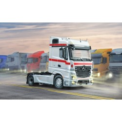 Camion MERCEDES BENZ MP4 BIG Space 1/24 Italeri 3948 - Maketis