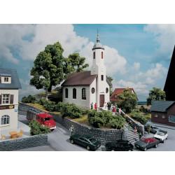 Eglise St. Lucas HO Piko 61825 - Maketis