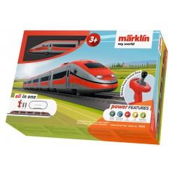"Coffret de départ Märklin ""my world"" Train rapide Italien HO 29334 - Maketis"
