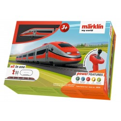 "Coffret de départ Märklin ""my world"" Train rapide Italien HO 29334 - Maketis"