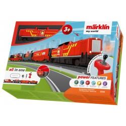 """Coffret de départ Märklin """"my world"""" Train de pompiers HO 29340 - Maketis"""