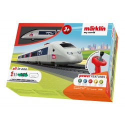 "Märklin my world - Coffret de départ ""TGV"" 29306"