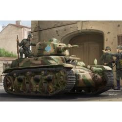 Char d'infanterie légère français R39 1/35 Hobby Boss 83893 - Maketis