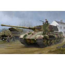Char allemand Pz.VI Sd.Kfz.182 Tigre II (Henschel) 1/35 Hobby Boss 84531 - Maketis