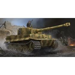 Char allemand Pz.VI Sd.Kfz.181 Tigre I (Last Production) 1/35 Trumpeter 09540 - Maketis
