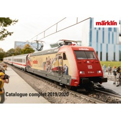 Catalogue MARKLIN 2019/2020 HO,Z et 1 ref 15706