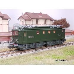 Locomotive électrique 112 309-0, DB HO Roco 73076