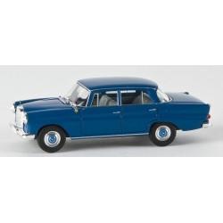 Mercedes Benz 190 C bleu capri HO Brekina-Starmada 13352 - Maketis