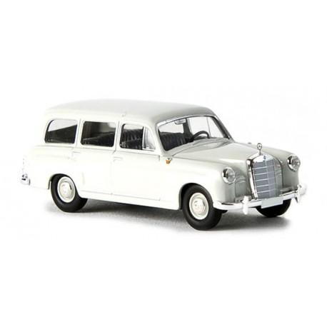 Mercedes Benz 180 break gris perle HO Brekina-Starmada 13450 - Maketis