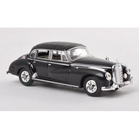 Mercedes Benz 300 C (W186) limousine noire HO Brekina-Ricko 38312 - Maketis