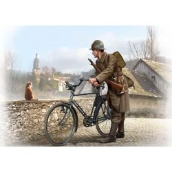 Soldat français WWII 1/35 Master Box 35173 - Maketis