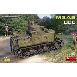 Char américain M3A5 Lee WWII 1/35 Miniart 35279 - Maketis