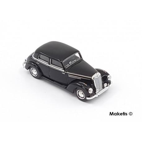 Mercedes Benz 220 noir HO Brekina-Starmada 13058