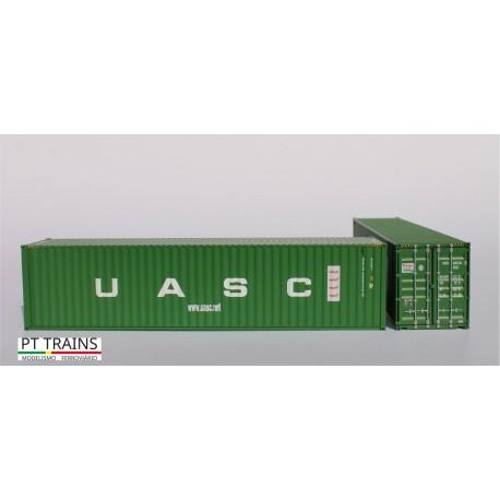 Container 40´HC UASC (UACU6063282) HO PT TRAINS 840032 - Maketis