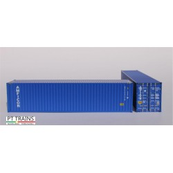 Container 40´HC AMFICON (AMFU8547338) HO PT TRAINS 840033