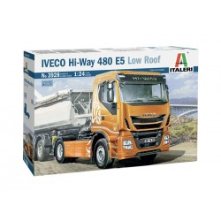 Camion IVECO HI-WAY 480 E5 1/24 Italeri 3928 - Maketis