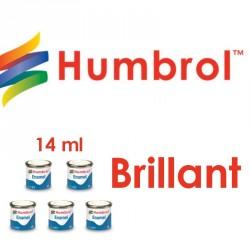 Humbrol Enamel paints Gloss 14 ml - Maketis