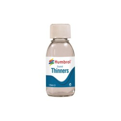 Thinner for Enamel paints 125ml Humbrol AC7430