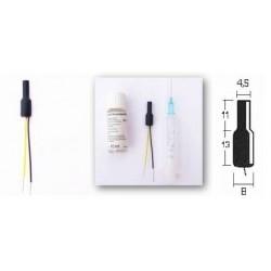 Générateur de fumée 10-16 V HO Seuthe n° 22 - Maketis