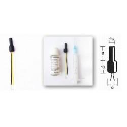 Générateur de fumée 10-16 V court HO Seuthe n° 27 - Maketis