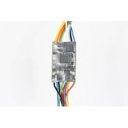 Décodeur pour signaux ferroviaires lumineux Zimo MX820ZW