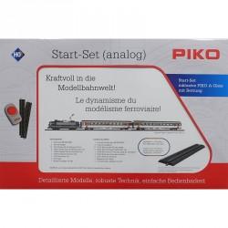 Coffret de départ analogique BB 8500 SNCF HO PIKO 97936 - Maketis