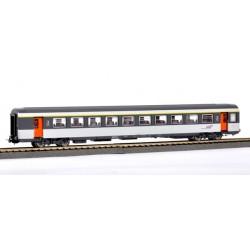 Voiture Corail VTU 1ère Classe A10tu SNCF Ep V HO Piko 97103 - Maketis