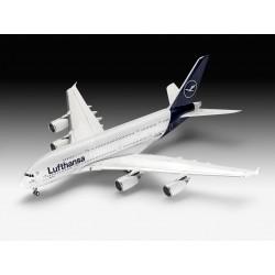 Avion Airbus A380-800 Lufthansa New Livery 1/144 Revell 03872 - Maketis
