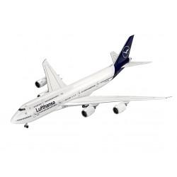 "Avion Boeing 747-8 Lufthansa ""New Livery"" 1/144 Revell 03891 - Maketis"
