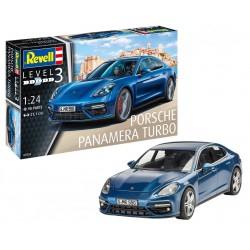 Porsche Panamera 2 Turbo 1/24 Revell 07034 - Maketis