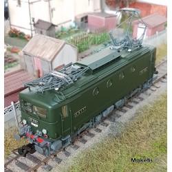 Locomotive électrique BB8100 SNCF Ep III Analogique HO Piko 51372 - Maketis