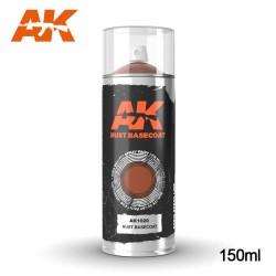 Bombe de peinture Rouille mat 150 ml AK Interactive AK1020
